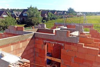 richtfertiges Dachgeschoss – Einfamilienhaus in Derneburg