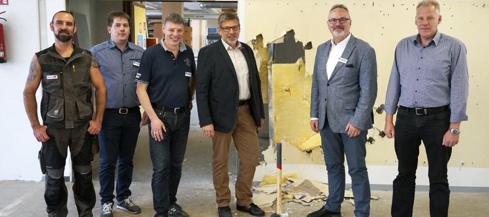 Umbau Berufsbildungszentrum der Handwerkskammer Hildesheim-Südniedersachsen