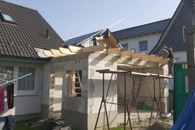Neubau Garage Seesen