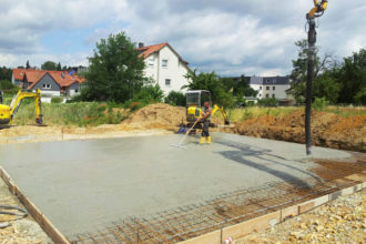 Neubau eines zweigeschossigen EFH in Wolfenbüttel