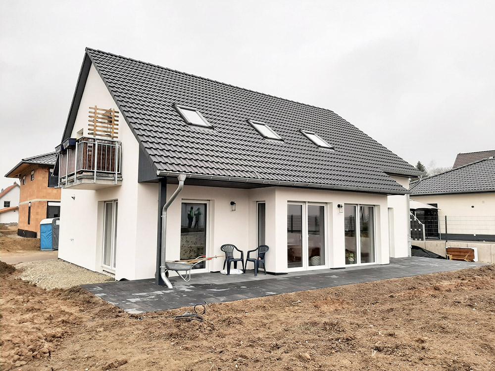 Einfamilienhaus mit Einliegerwohnung in Moringen